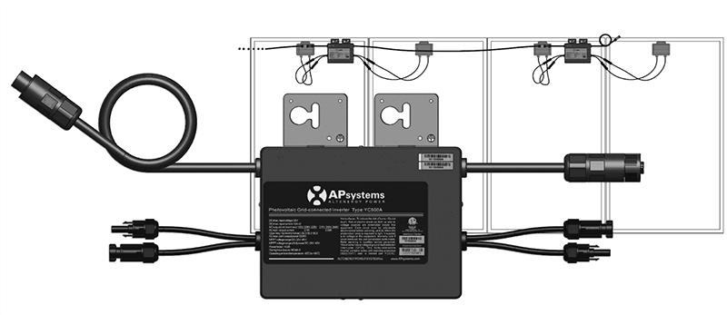 Solar Micro-Inverter Kits