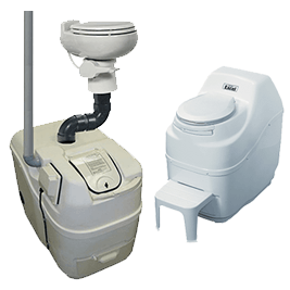 Composting Toilets