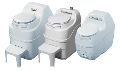 Self-Contained Toilets