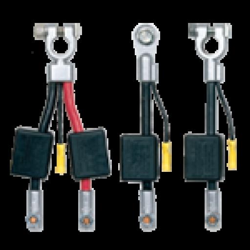 Automotive Tie Bolt Connector Replacement Ends-Top Post