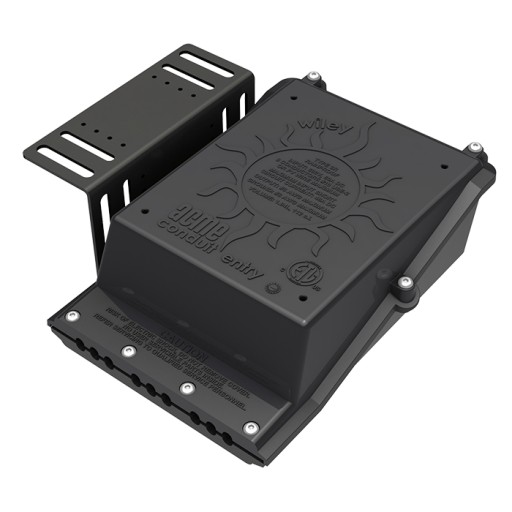 Wiley ACE-1P Junction Box (UL Listed for PV systems)