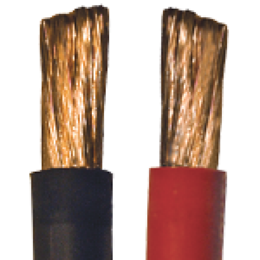 QuickFlex Welding Cable-Red-1/0ga
