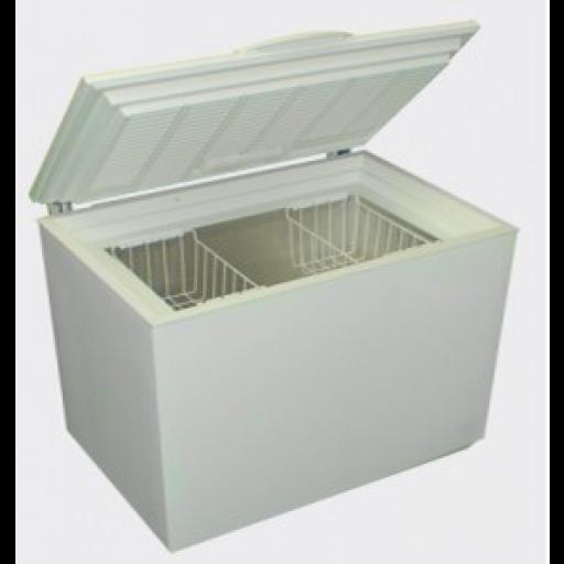 SunDanzer DC225 DC Chest Fridge or Freezer 12/24 Volt-Fridge