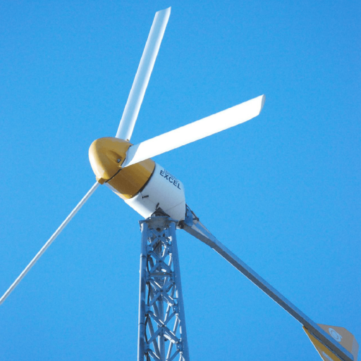 Bergey Windpower Excel 10kW Grid-Tie Wind Turbine