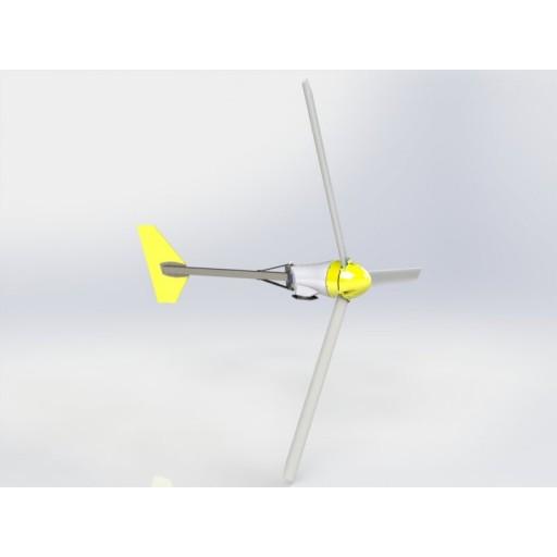 Bergey Excel 6Kw Grid-Tied Wind Turbine