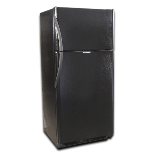 19 cubic foot Propane/Battery Refrigerator/Freezer