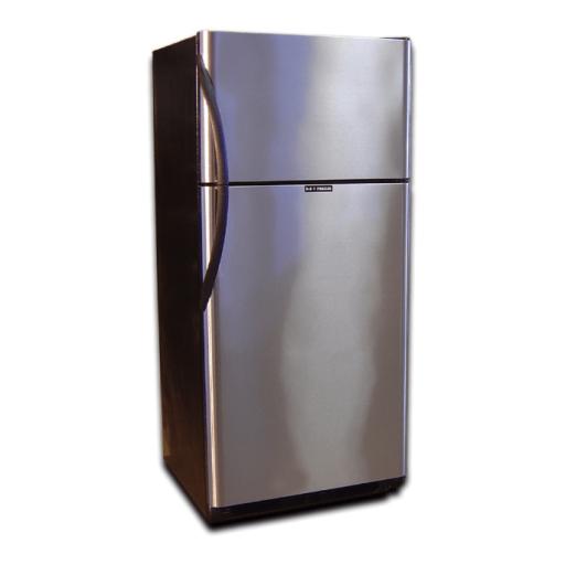 EZ19SS 19 cubic foot Propane Refrigerator/Freezer