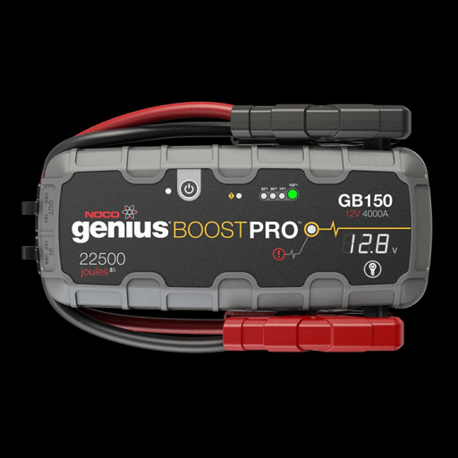 NOCO GeniusBoost GB150 4000A Jump Start Power Pack