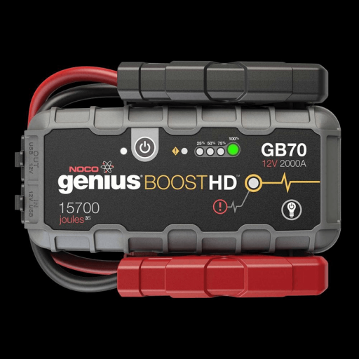 NOCO GeniusBoost GB70 2000A Jump Start Power Pack
