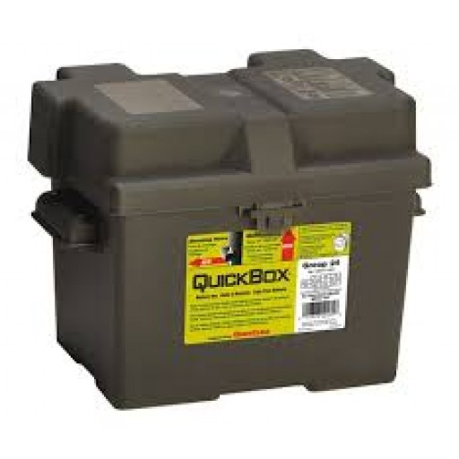 Quick Cable SB-24 Battery Box