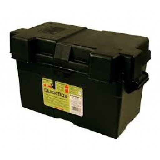 Adjustable Group 24, 27, 31 Standard Battery Boxes