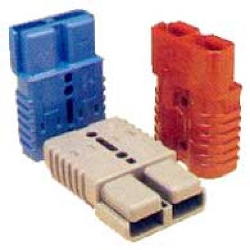 SB® Contacts Crimp Kits-Blue-2/0ga