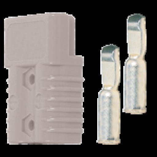 SB® Contacts Crimp Kits-Gray-1/0ga