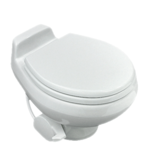 "SunMar Sealand 13"" 1 Pint Centrex Flush Toilet"