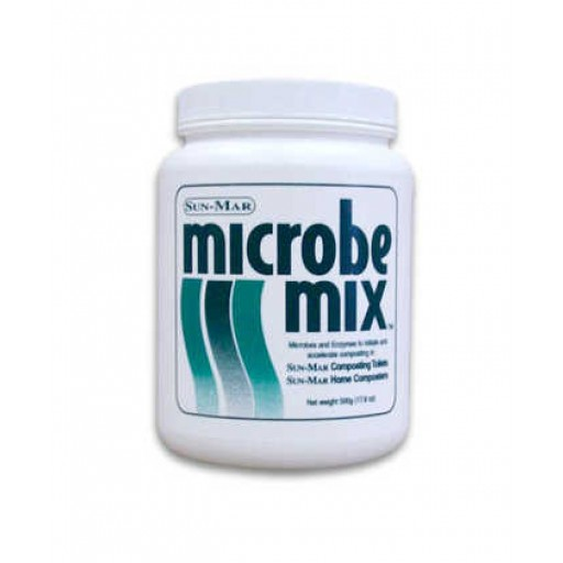 Sun-Mar Microbe Mix Compost Booster: Case of 12