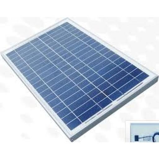 Solartech SPM020P-F 20 Watt PV Panel