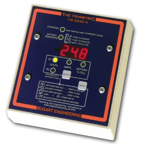 Bogart Engineering TriMetric 2030 Battery Monitor