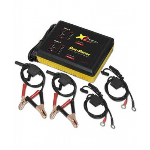 PulseTech XC2 Xtreme Dual Pulse Charger/Battery Maintainer