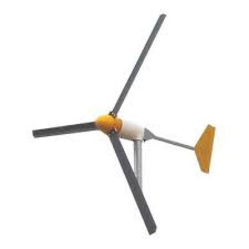 Bergey XL1 wind turbine 24 volt DC