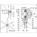 Aerogen LVM952, A4 Replacement Blade