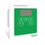 Schneider Battery Monitor