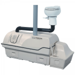 Centrex 3000 NE Central-Composter with 1 Pint Flush Toilet