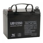 Universal Battery UB12350 12 volt 35AH Sealed battery