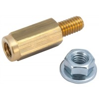 "Top terminal accessory post, 1/4"" - 20"