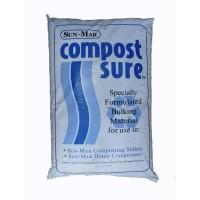 Sun-Mar Compost Sure Blue, for 1 Pint Flush Centrex Toilets