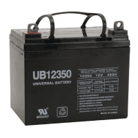 Universal Battery UB12350 12 volt 35AH Sealed battery