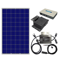 YC500A+AS-6P30 3500 Watt Solar System Package