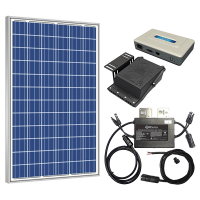 YC500A+CSUN305 4270 Watt Solar System Package