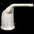 "MAX Copper Lugs 90° Bent Lug-2/0ga-3/8"""