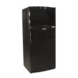 EZ Freeze 15cu. ft. Propane Refrigerator: Black
