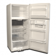 EZ-15 15 cubic foot Propane Refrigerator: Interior