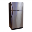 EZ Freeze 19cf Propane Refrigerator: Stainless
