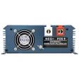 PSE 1250 watt modified sine wave inverter, back view